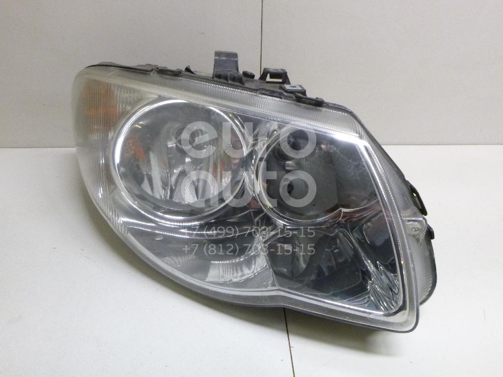 Купить Фара правая Chrysler Voyager/Caravan (RG/RS) 2000-2008; (04857832AC)