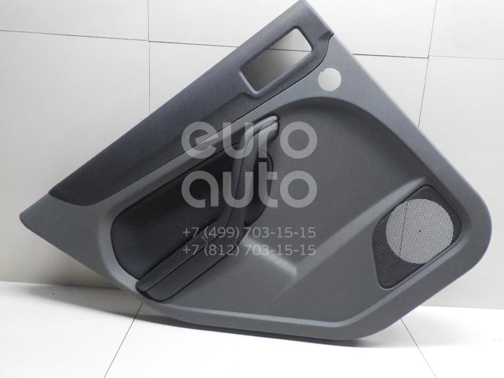 Купить Обшивка двери задней левой Ford Focus II 2008-2011; (1716002)