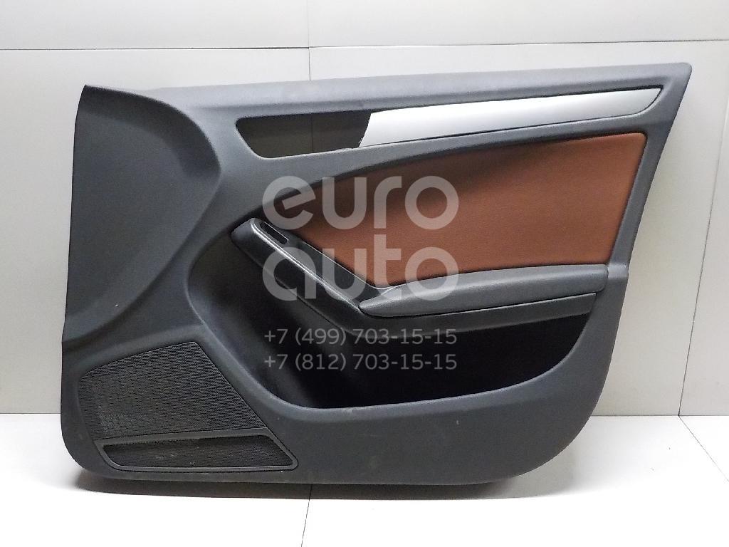 Купить Обшивка двери передней правой Audi A4 [B8] 2007-2015; (8K0867104AYFV)