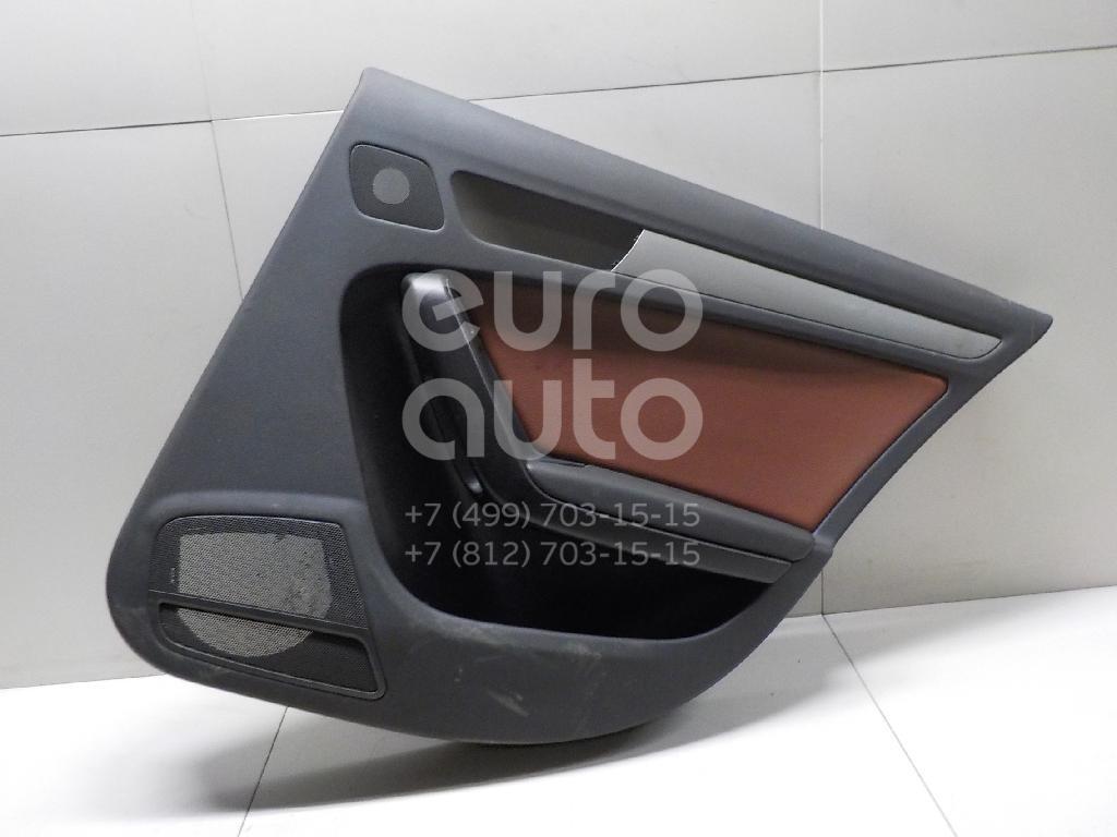 Купить Обшивка двери задней правой Audi A4 [B8] 2007-2015; (8K0867304AYFV)