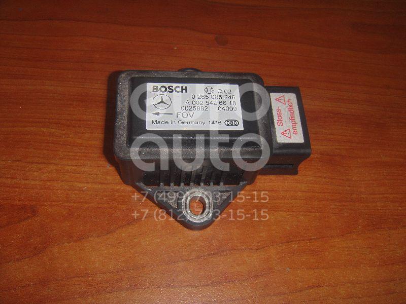 Купить Датчик ускорения Mercedes Benz Vito/Viano-(639) 2003-2014; (0025426618)