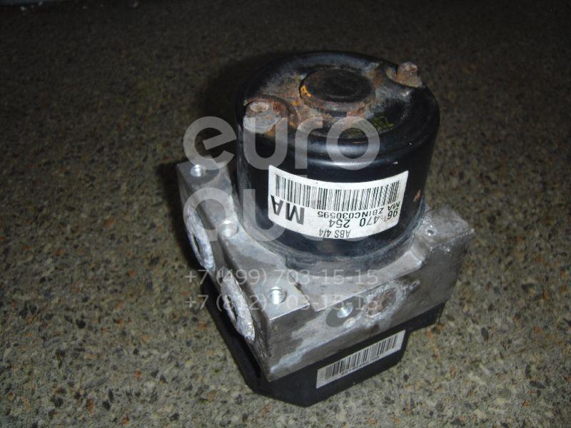Купить Блок ABS (насос) Chevrolet Aveo (T200) 2003-2008; (96470254)