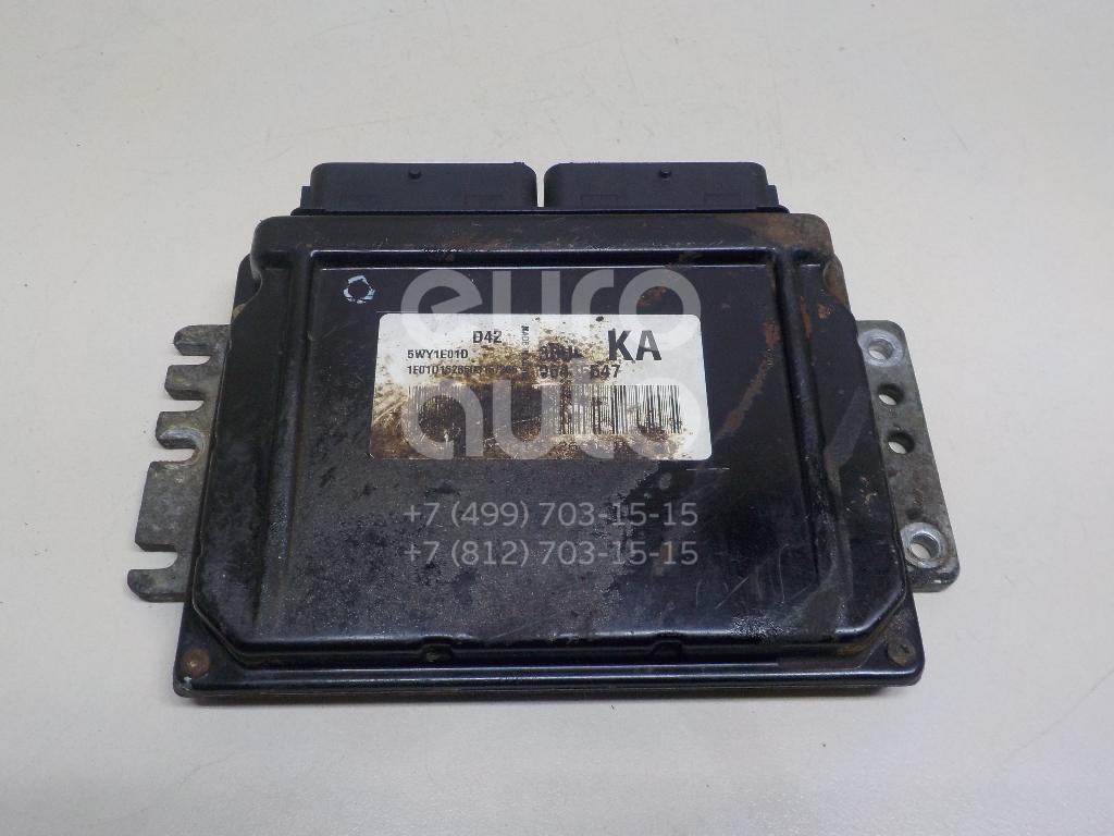 Блок управления двигателем Chevrolet Lacetti 2003-2013; (96435547)  - купить со скидкой