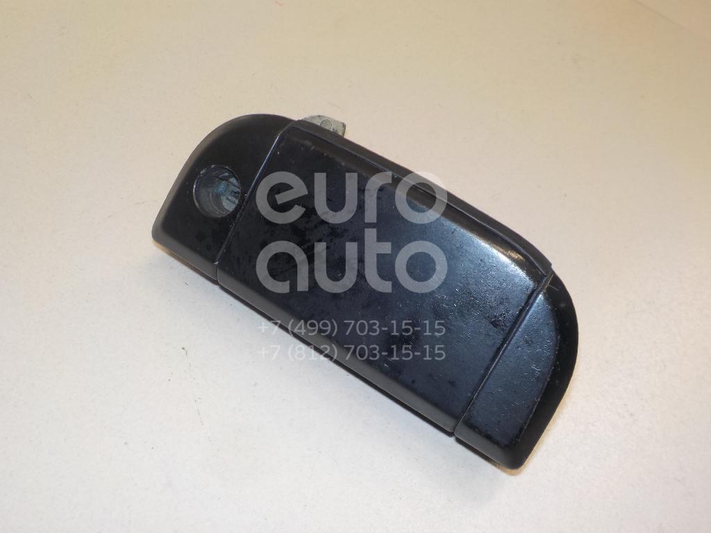 Купить Ручка двери передней наружная правая VW Transporter T4 1996-2003; (701837210)