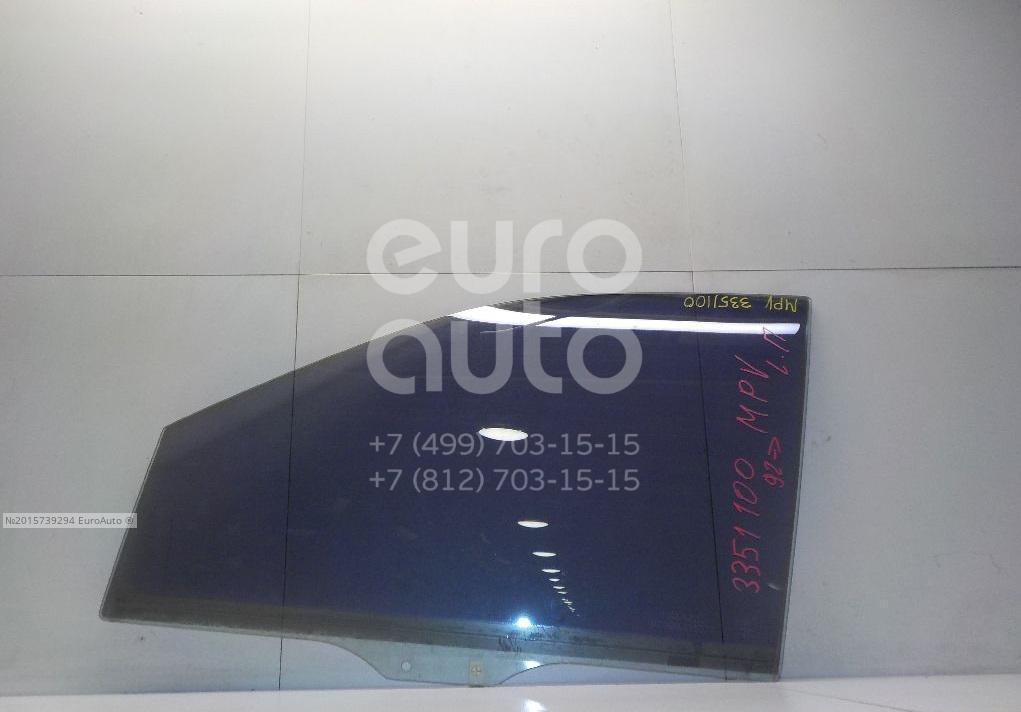 Купить Стекло двери передней левой Mazda MPV II (LW) 1999-2006; (LC6259605A)