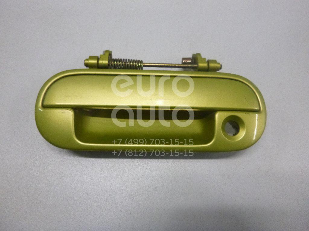 Купить Ручка двери передней наружная левая Honda HR-V 1999-2005; (72180SL9003YK)