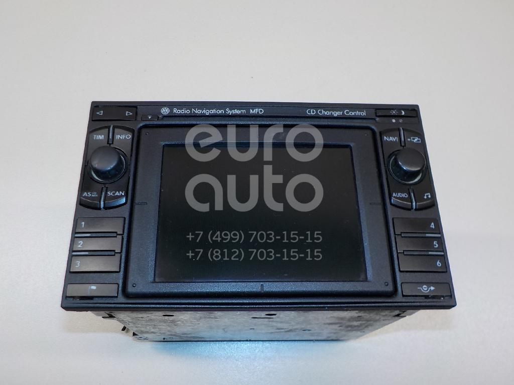 Купить Магнитола VW Passat [B5] 2000-2005; (3B0035191D)
