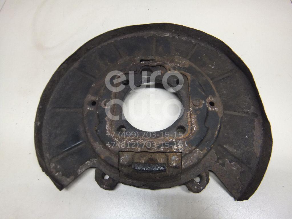 Щит опорный задний Jeep Grand Cherokee (WJ, WG) 1999-2004; (5011982AA)  - купить со скидкой