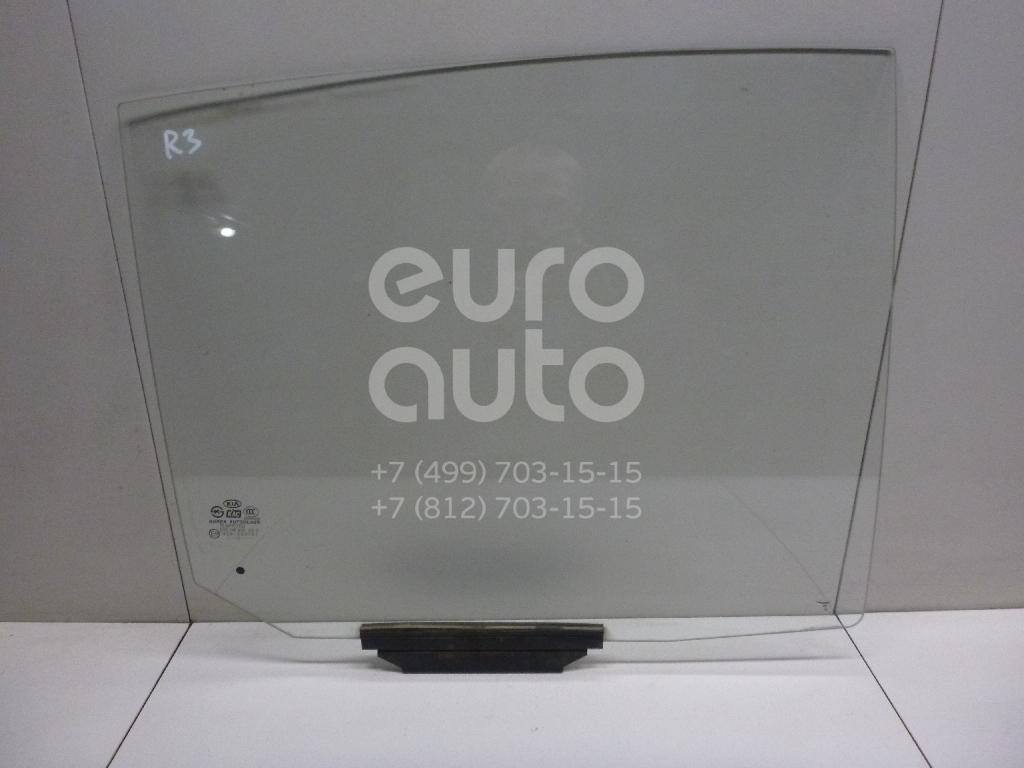 Купить Стекло двери задней правой Kia Picanto 2004-2011; (8342107110)