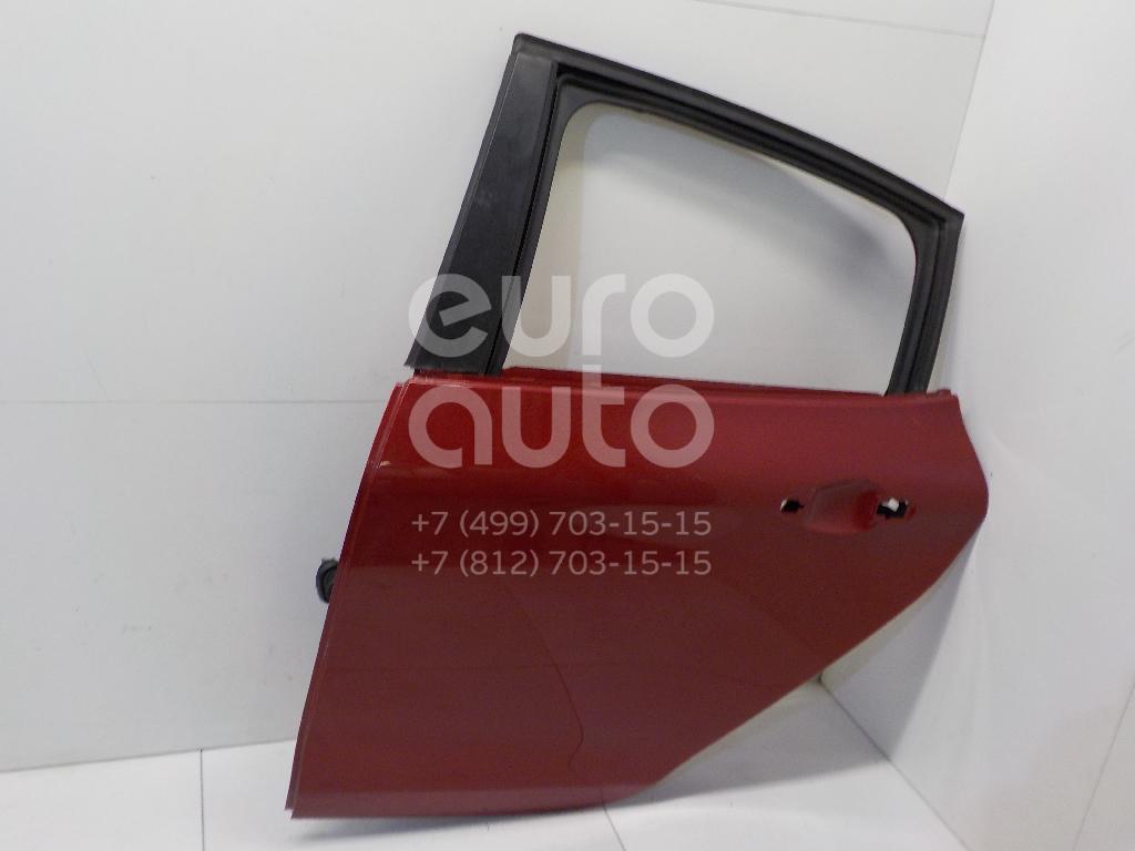 Купить Дверь задняя левая Peugeot 208 2012-; (9671907580)