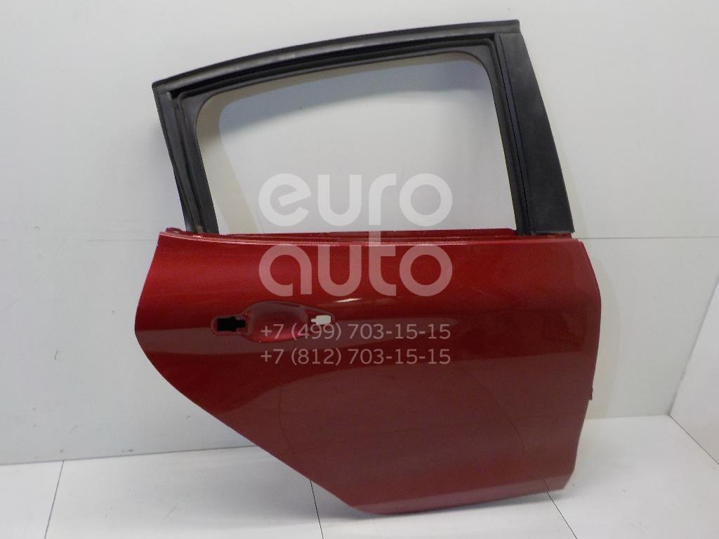 Дверь задняя правая Peugeot 208 2012-; (9671907480)  - купить со скидкой