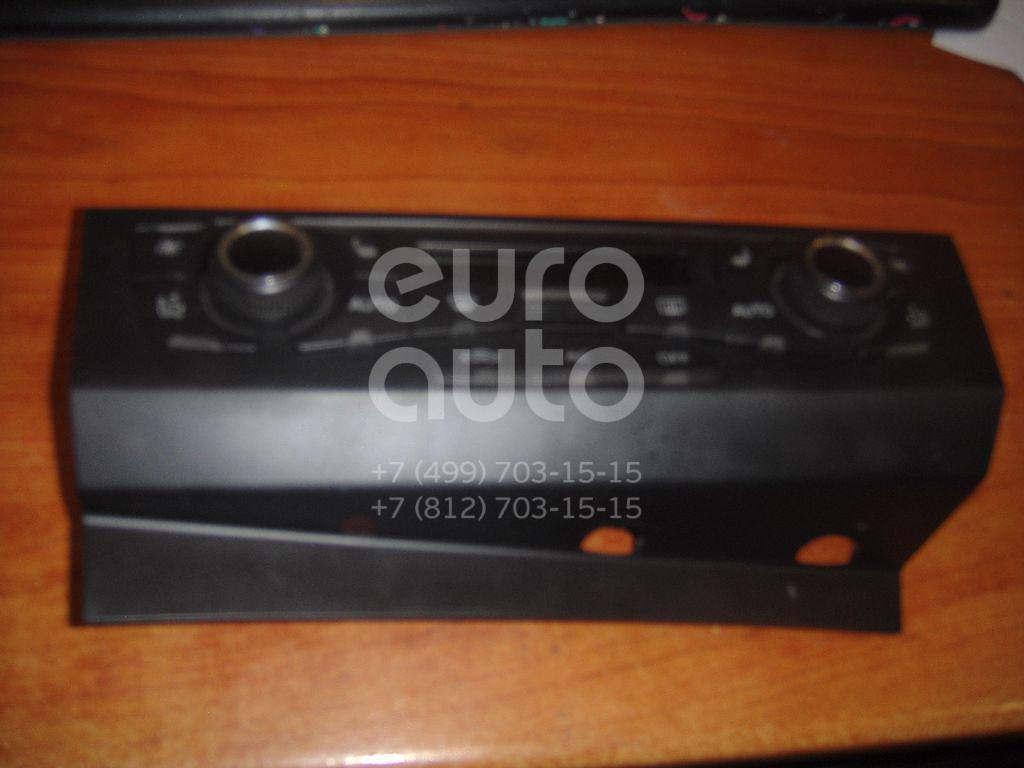Купить Блок управления климатической установкой Audi A4 [B8] 2007-2015; (8T1820043ACXZF)