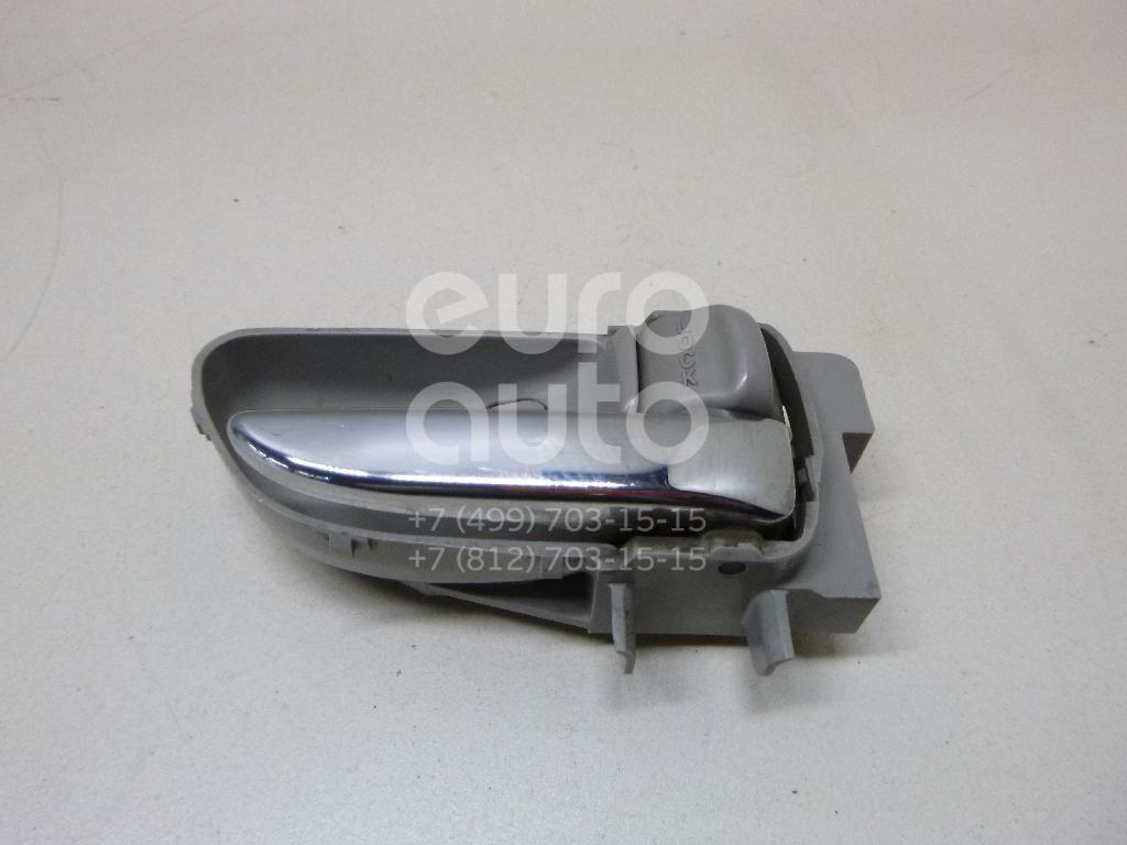 Купить Ручка двери передней внутренняя правая Subaru Tribeca (B9) 2005-2014; (61051SA02AMV)