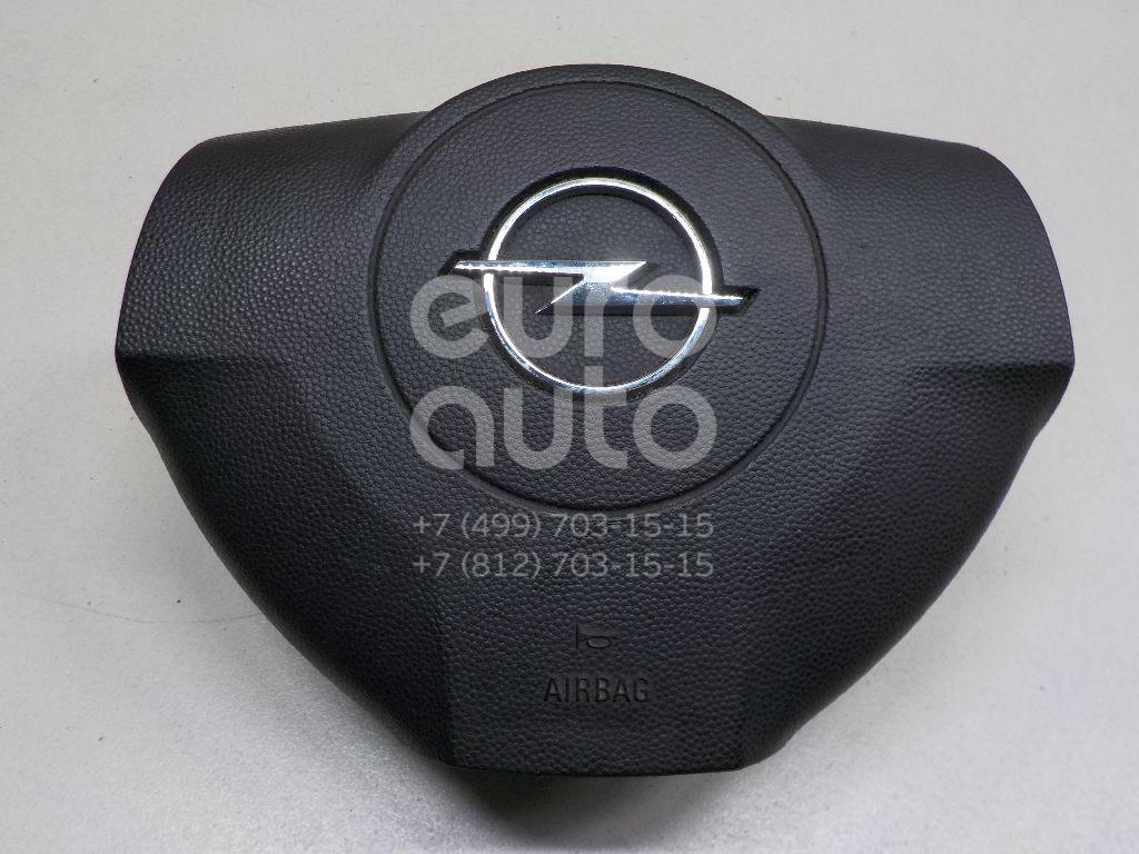 Купить Подушка безопасности в рулевое колесо Opel Astra H / Family 2004-2015; (13111344)