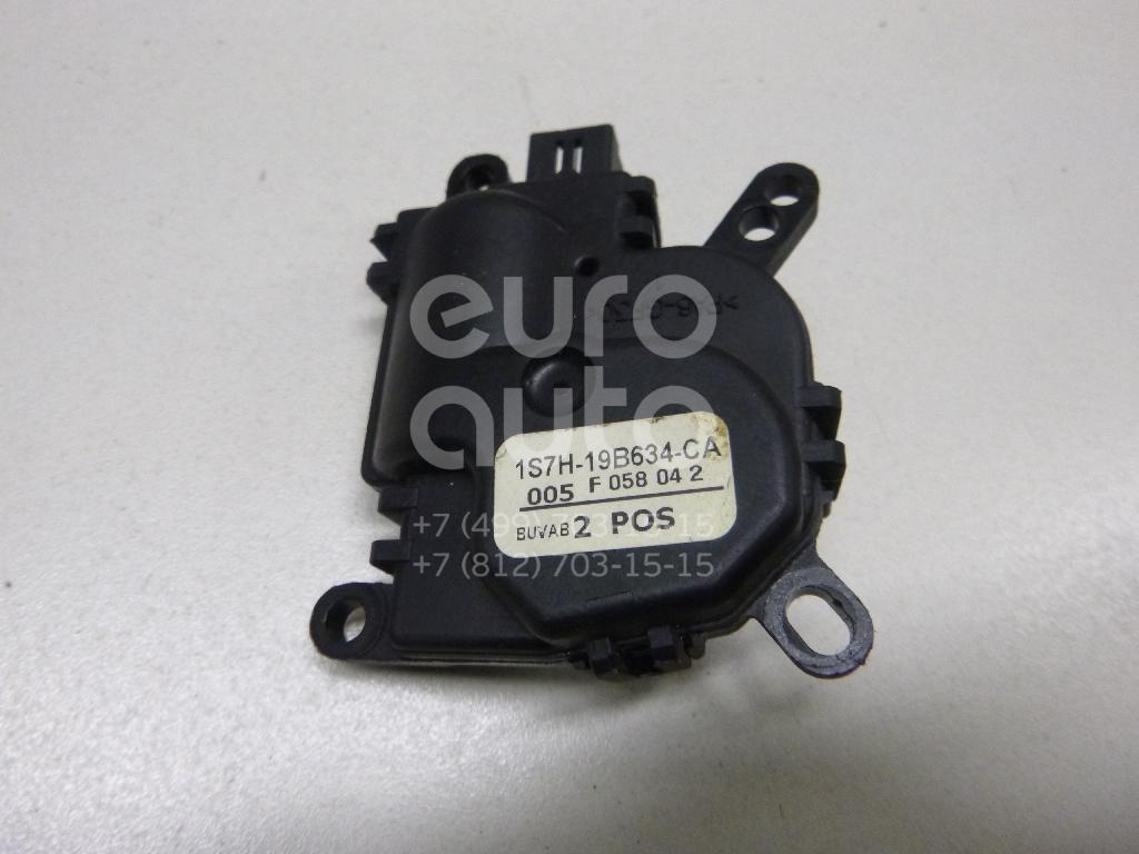 Купить Моторчик заслонки отопителя Ford Focus I 1998-2005; (1S7H19B634CA)