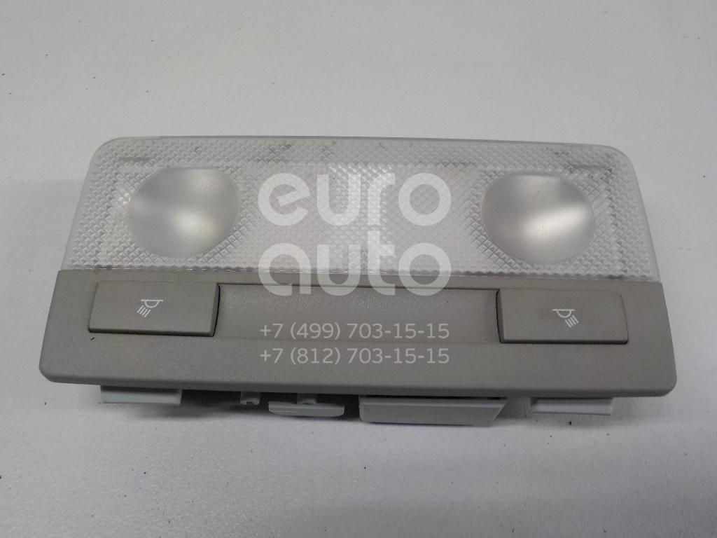Купить Плафон салонный Opel Astra J 2010-; (13285096)