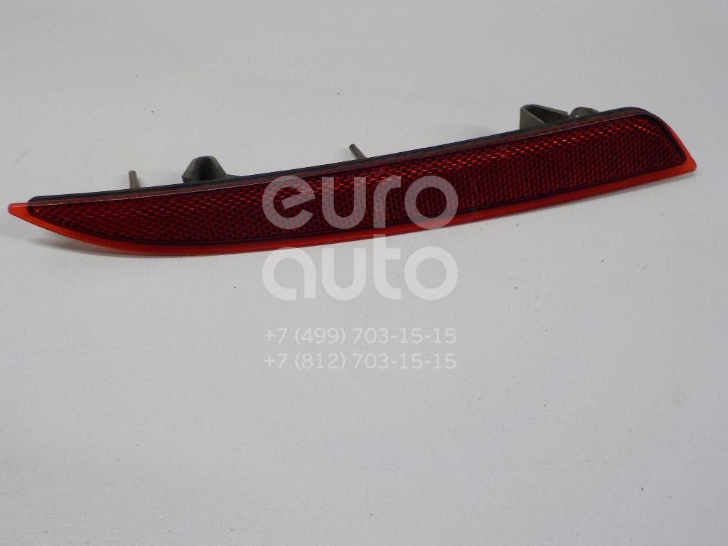 Отражатель в бампер задний правый Opel Astra J 2010-; (13262018)  - купить со скидкой