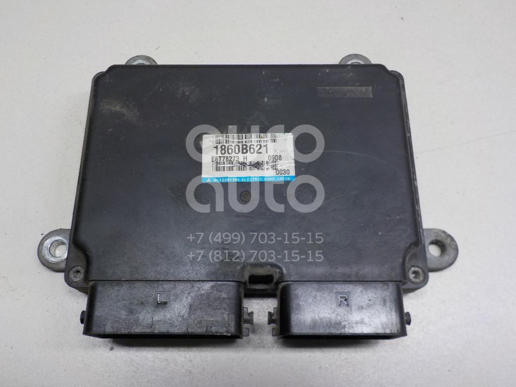 Блок управления двигателем Mitsubishi ASX 2010-2016; (1860B621)  - купить со скидкой