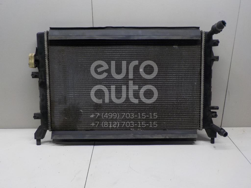 Купить Радиатор дополнительный системы охлаждения VW Golf VI 2009-2013; (1K0121251BN)