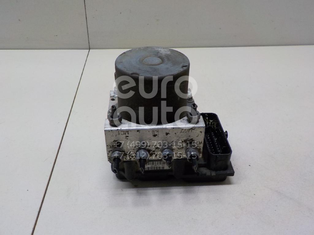 Купить Блок ABS (насос) Peugeot 307 2001-2008; (4541Q1)