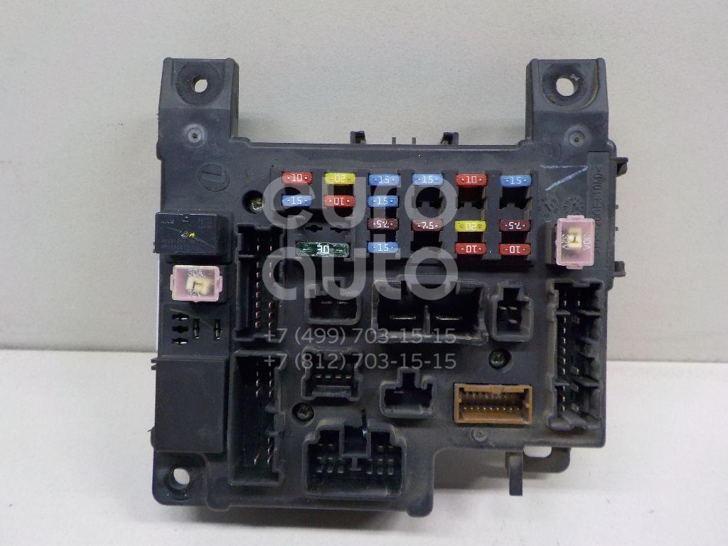 Купить Блок предохранителей Mitsubishi Lancer (CX, CY) 2007-; (8637A465)