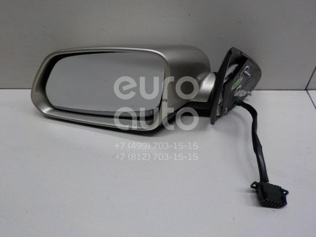Купить Зеркало левое электрическое Skoda Octavia (A5 1Z-) 2004-2013; (1Z2857507F01C)