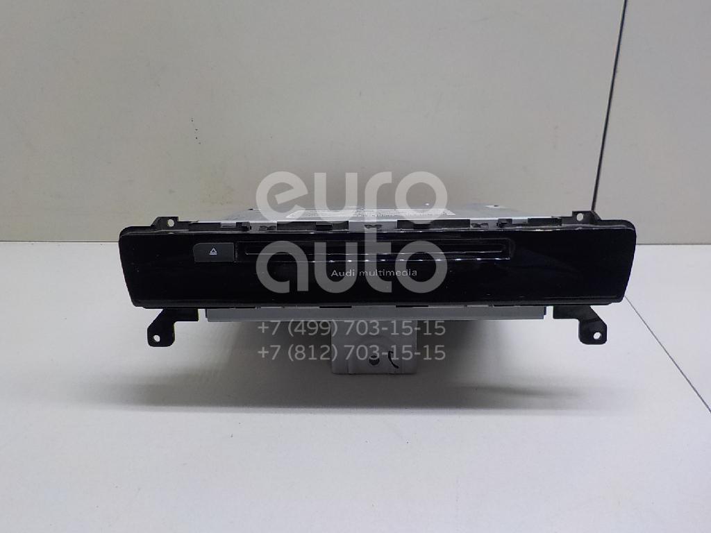 Купить Проигрыватель CD/DVD Audi A6 [C7, 4G] 2011-; (4G0035180F)