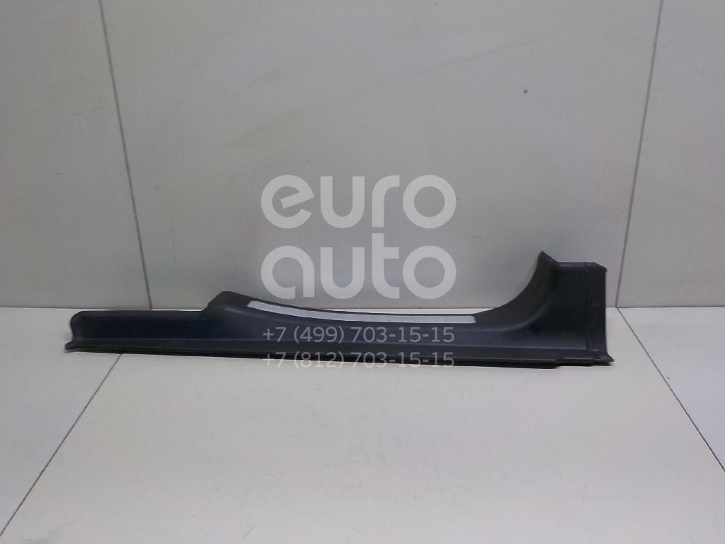 Купить Накладка порога (внутренняя) Mercedes Benz W203 2000-2006; (2036801035)