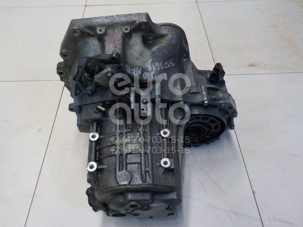 МКПП (механическая коробка переключения передач) для Nissan Primera P11E 1996-2002 - Фото №1