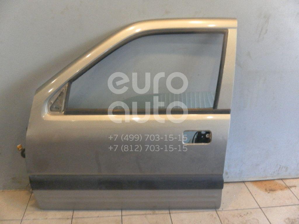Дверь передняя левая для Opel Frontera B 1998-2004 - Фото №1