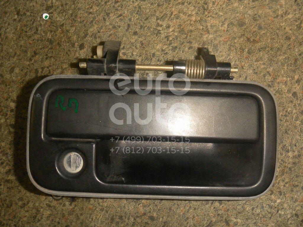 Ручка двери передней наружная правая для Opel Frontera B 1998-2004 - Фото №1