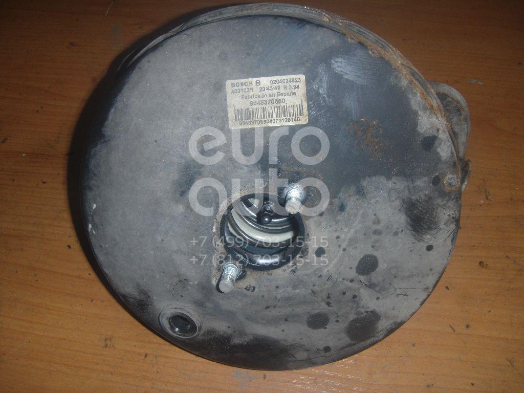 Усилитель тормозов вакуумный для Peugeot,Citroen Partner (M59) 2002-2010;Berlingo(FIRST) (M59) 2002-2012 - Фото №1