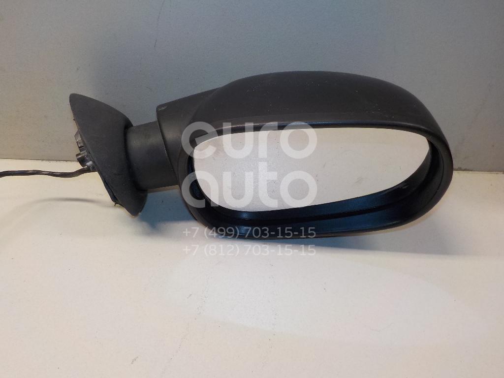 Зеркало правое электрическое для Renault Logan 2005-2014 - Фото №1