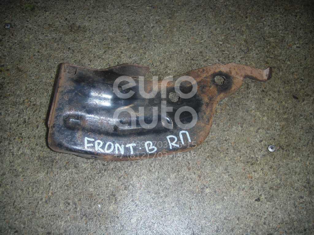 Кронштейн усилителя переднего бампера правый для Opel Frontera B 1998-2004 - Фото №1