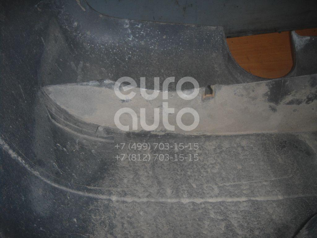 Бампер задний для Renault Logan 2005-2014 - Фото №1