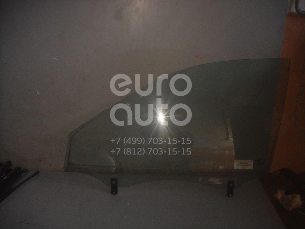 Стекло двери передней левой для Kia Carens 2002-2006 - Фото №1