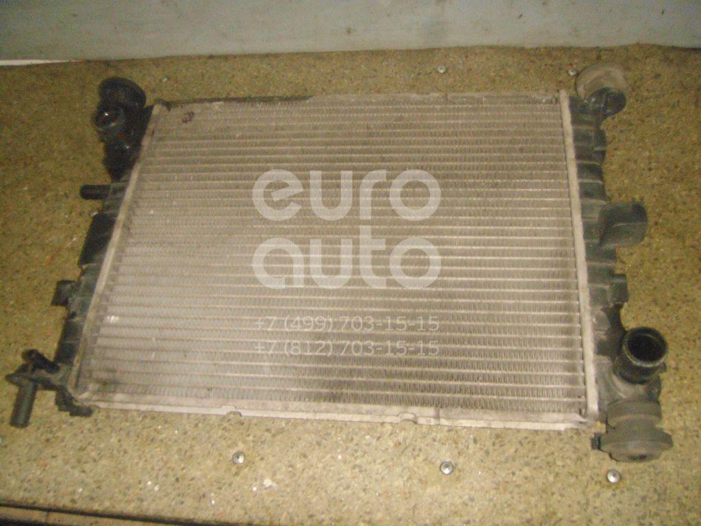 Радиатор основной для Ford Focus I 1998-2005 - Фото №1