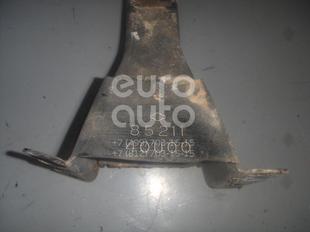 Кронштейн усилителя заднего бампера левый для Nissan Maxima (A32) 1994-2000 - Фото №1