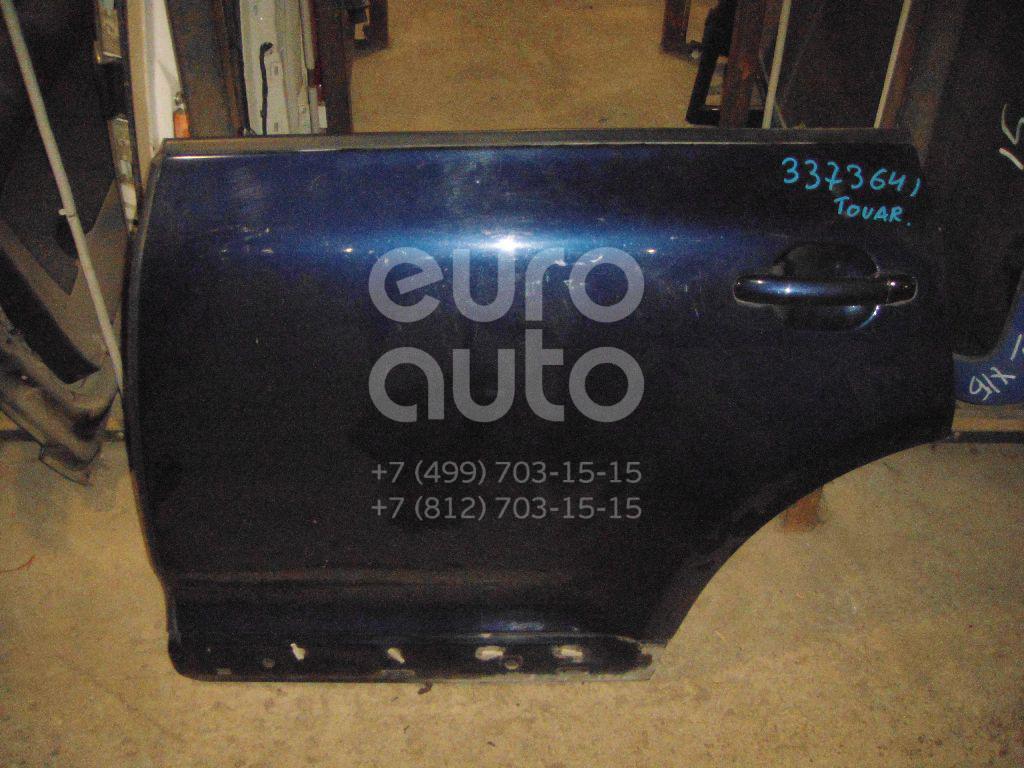 Дверь задняя левая для VW Touareg 2002-2010 - Фото №1