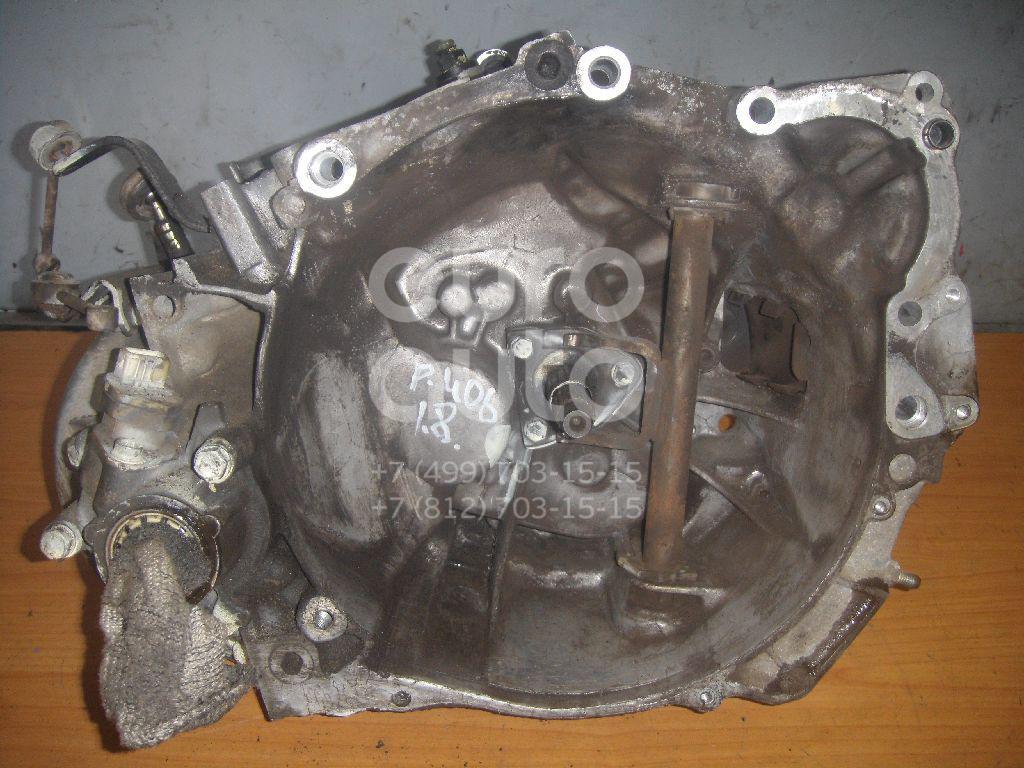 МКПП (механическая коробка переключения передач) для Peugeot 406 1999-2004 - Фото №1