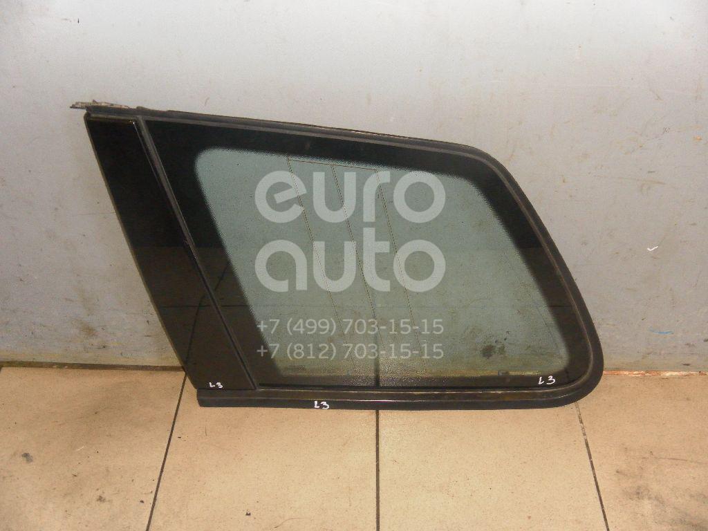 Стекло кузовное глухое левое для VW Touareg 2002-2010 - Фото №1