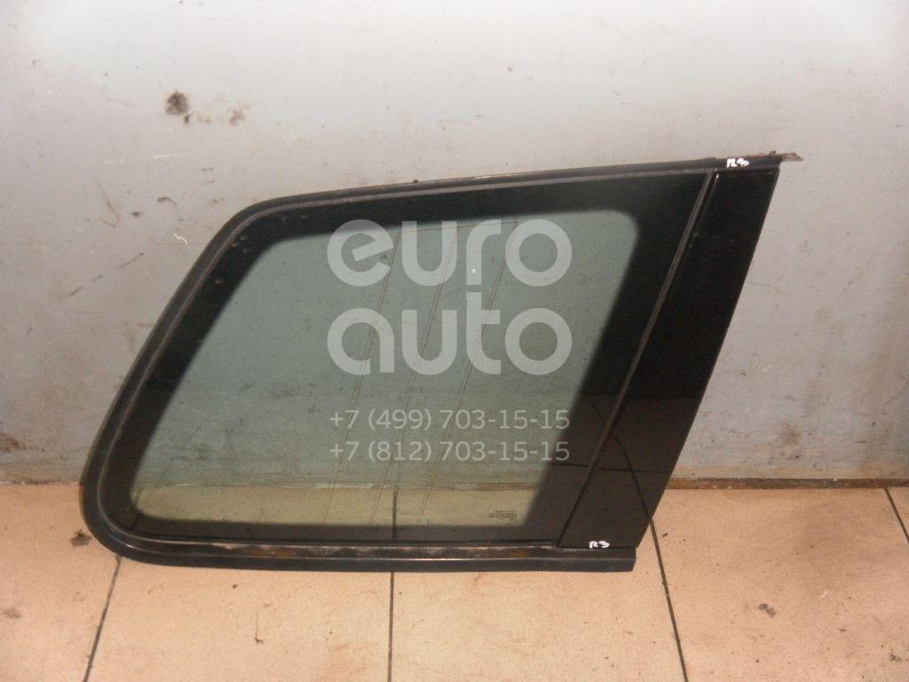 Стекло кузовное глухое правое для VW Touareg 2002-2010 - Фото №1