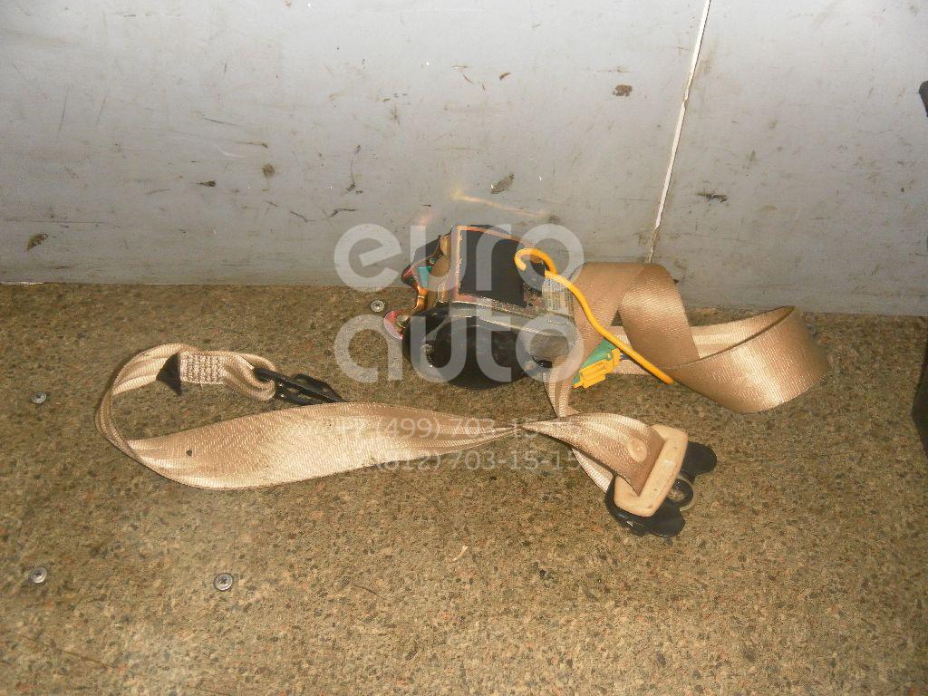 Ремень безопасности с пиропатроном для VW Touareg 2002-2010 - Фото №1