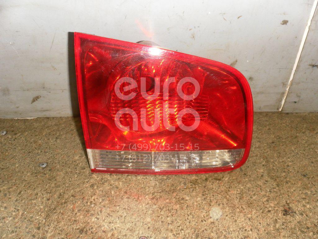 Фонарь задний внутренний левый для VW Touareg 2002-2010 - Фото №1