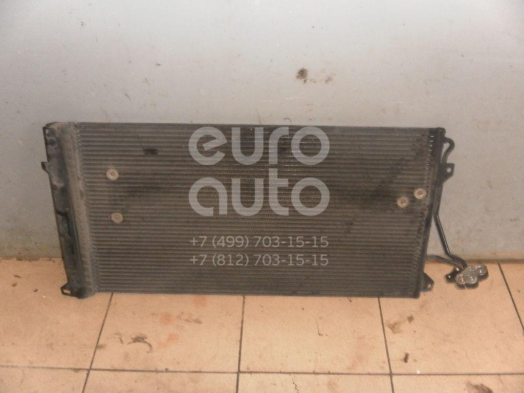 Радиатор кондиционера (конденсер) для Porsche Touareg 2002-2010;Q7 [4L] 2005-2015;Cayenne 2003-2010 - Фото №1