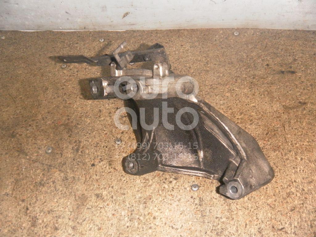 Кронштейн двигателя левый для VW Touareg 2002-2010 - Фото №1