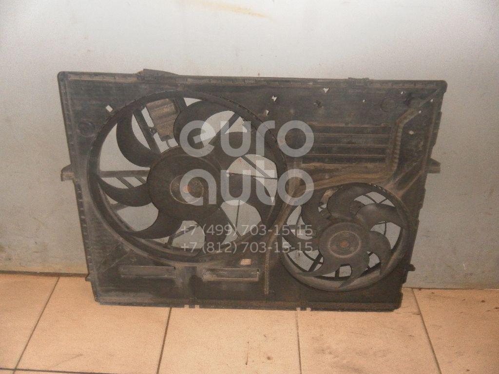Вентилятор радиатора для VW Touareg 2002-2010 - Фото №1