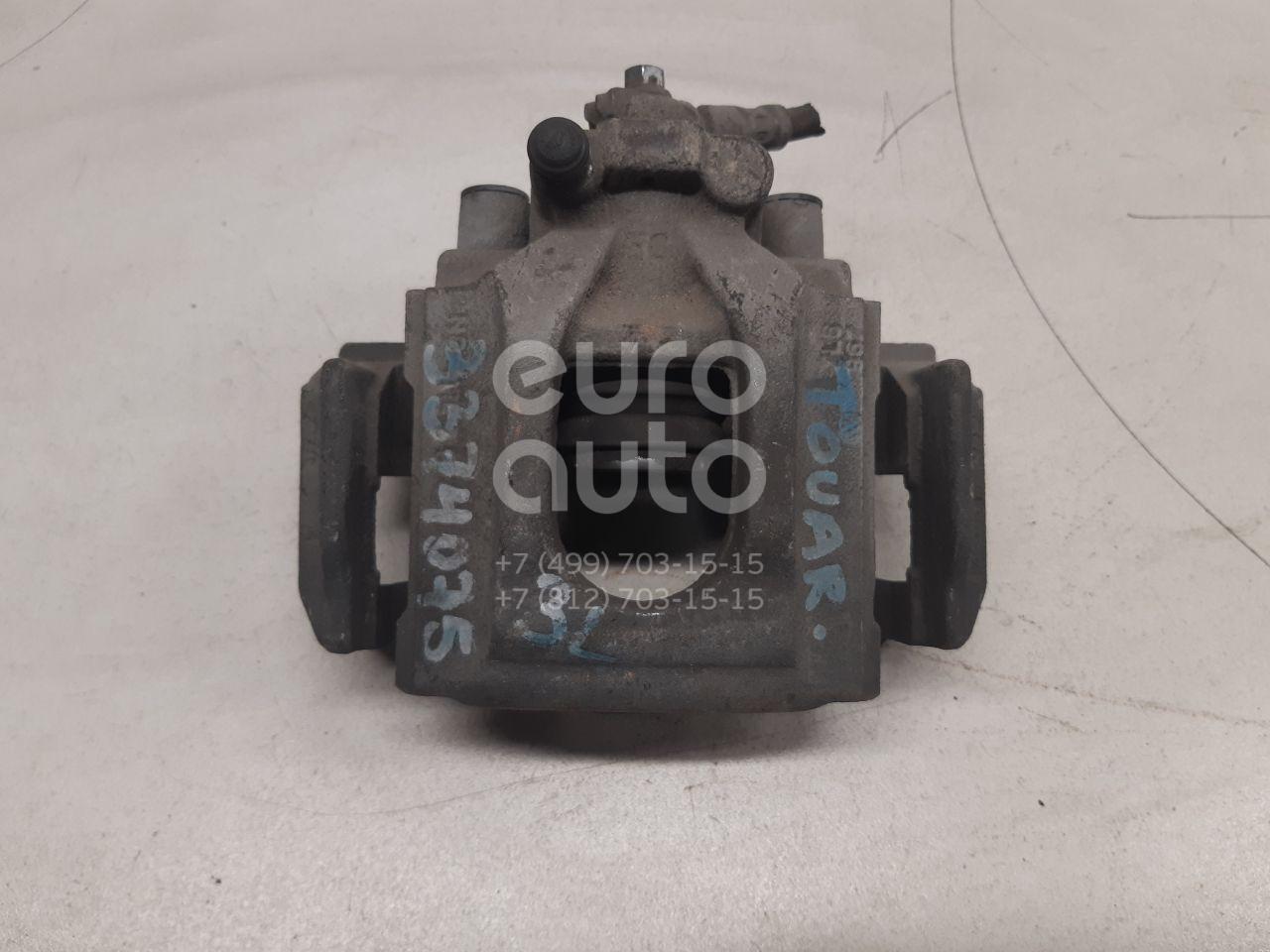 Суппорт задний левый для VW Touareg 2002-2010 - Фото №1