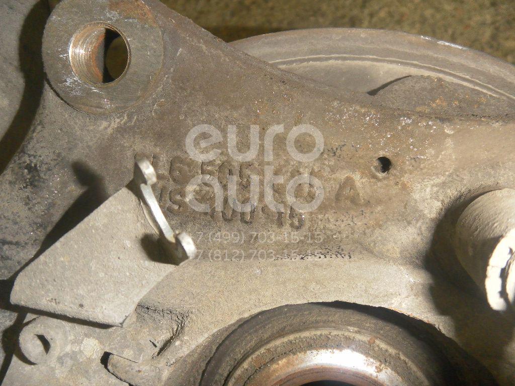 Кулак поворотный задний левый для VW Touareg 2002-2010 - Фото №1