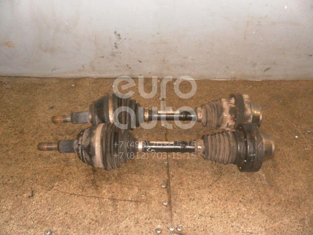 Полуось передняя для VW Touareg 2002-2010;Q7 [4L] 2005-2015 - Фото №1